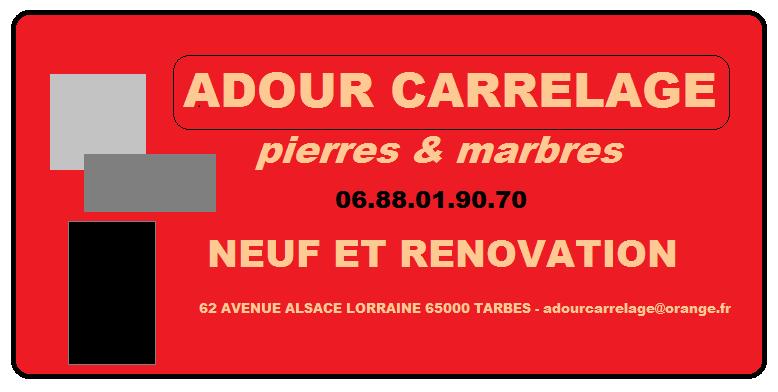 Adour carrelage